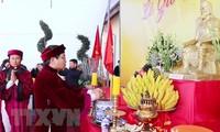 Ngày Quốc tổ Việt Nam toàn cầu tại Ba Lan