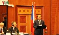 Mở ra không gian rộng lớn cho quan hệ hợp tác giữa Việt Nam với Romania và Cộng hòa Czech