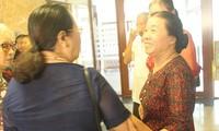 Cựu thanh niên xung phong Việt Nam đóng góp tích cực vào việc mở đường Trường Sơn