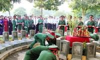Tỉnh Kiên Giang quy tập gần 2.000 hài cốt liệt sĩ quân tình nguyện Việt Nam hy sinh trên chiến trường Campuchia