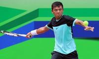 Tay vợt Lý Hoàng Nam vào vòng chính giải quần vợt Challenge tại Italia