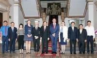 Kết nối hợp tác giữa Thành phố Hồ Chí Minh và bang Tây Australia