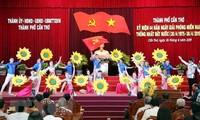 Chủ tịch Quốc hội Nguyễn Thị Kim Ngân dự Lễ kỷ niệm 44 năm Ngày Giải phóng Cần Thơ