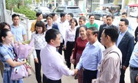 Tổng thống Myanmar Win Myint thăm vịnh Hạ Long