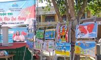 Huyện đảo Lý Sơn tổ chức cuộc thi Em yêu Biển đảo