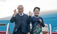 Thủ tướng Nguyễn Xuân Phúc tới Oslo, bắt đầu thăm chính thức Vương quốc Na Uy