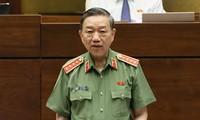 Bộ trưởng Công an Tô Lâm: Không để Việt Nam trở thành địa bàn trung chuyển ma túy ra thế giới