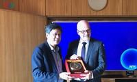 Đài Tiếng nói Việt Nam và Đài Phát thanh truyền hình Quốc gia Nauy tăng cường hợp tác về trao đổi chương trình, đào tạo