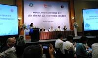 В Ханое прошел ежегодный форум «Здоровье для всех» 2019