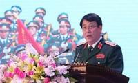 Đoàn cán bộ Chính trị cấp cao Quân đội nhân dân Việt Nam thăm Nga và Belarus