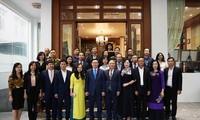 Phó Thủ tướng Vương Đình Huệ thăm và làm việc tại Myanmar