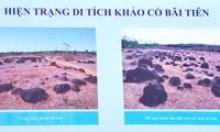 Di tích Thành đất hình tròn Lộc Tấn 2, Bình Phước là di tích khảo cổ quốc gia