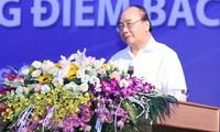 Thủ tướng Nguyễn Xuân Phúc: Vùng kinh tế trọng điểm Bắc Bộ cần cần giữ vững vai trò trung tâm kinh tế