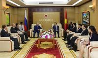 Bộ trưởng Bộ Công an Tô Lâm tiếp Phó Thư ký Hội đồng An ninh Liên bang Nga