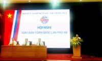 Hội Hữu nghị Việt - Nga hướng tới kỷ niệm 70 năm thiết lập quan hệ ngoại giao hai nước