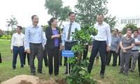 Chủ tịch Quốc hội Nguyễn Thị Kim Ngân làm việc tại tỉnh Phú Yên