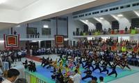 Tỉnh Bình Định tổ chức giải võ cổ truyền các võ đường