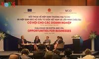 Hiệp định EVFTA và EVIPA: Cơ hội cho doanh nghiệp 2 bên mở rộng kinh doanh