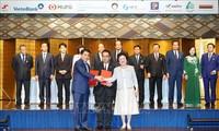 Các tập đoàn hàng đầu Nhật Bản cam kết đầu tư gần 4 tỷ USD vào Hà Nội