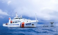 Cảnh sát biển được quyền hoạt động ngoài vùng biển Việt Nam