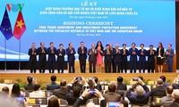 Mở ra chân trời hợp tác mới giữa Việt Nam và EU