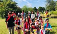 Sôi nổi trại Hè thiếu nhi Việt Nam tại Xứ sở hoa Tulip