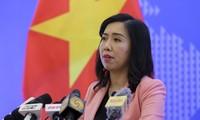 Việt Nam thực thi chủ quyền, quyền chủ quyền và quyền tài phán một cách hòa bình, đúng pháp luật