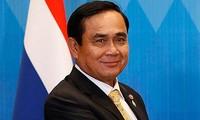 Điện mừng Chính phủ Vương quốc Thái Lan