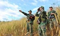 Xây dựng đường biên giới Việt Nam và Campuchia hòa bình, hữu nghị lâu dài
