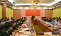 Triển khai thực hiện đề án tổ chức các Hội nghị Quốc phòng – Quân sự ASEAN năm 2020