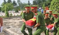 Hồi hương 446 hài cốt liệt sỹ Việt Nam hy sinh tại Campuchia trong mùa khô 2018-2019