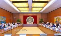 Tăng cường quan hệ hợp tác giữa các đại biểu Quốc hội Việt Nam – Pháp