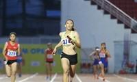 550 vận động viên tham dự Giải Điền kinh quốc tế Thành phố Hồ Chí Minh mở rộng