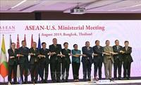 Các hoạt động tại Hội nghị Bộ trưởng Ngoại giao ASEAN lần thứ 52