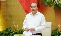Thủ tướng Nguyễn Xuân Phúc kết luận phiên họp thường kỳ Chính phủ