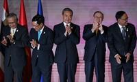 Phó Thủ tướng, Bộ trưởng Ngoại giao Phạm Bình Minh dự Hội nghị Bộ trưởng Ngoại giao ASEAN với các đối tác