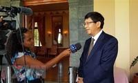 Việt Nam hợp tác với các nước giải quyết hòa bình tranh chấp trên Biển Đông