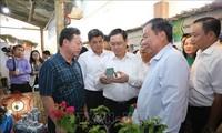 Hội nghị tổng kết chương trình mục tiêu quốc gia xây dựng nông thôn mới