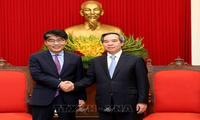 Phát huy quan hệ hợp tác tốt đẹp giữa Việt Nam và Tổ chức Lao động Quốc tế (ILO)