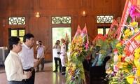 Lễ tưởng niệm 50 năm Ngày mất của Chủ tịch Hồ Chí Minh