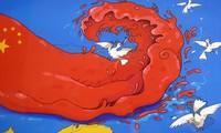 В Ханое состоялась карикатурная выставка «Обращаем взор на Восточное море»