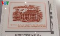 Во Франции выпущен новый набор марок с изображениями достопримечательностей Вьетнама
