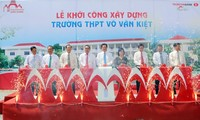 В провинции Киензянг началось строительство важных сооружений