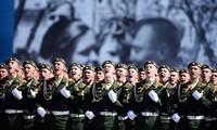 На Красной площади прошёл юбилейный парад Победы