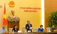 Члены Постоянного комитета НС СРВ высказали мнения по проекту закона об обществах