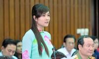 Депутаты парламента заслушали доклад об итогах исполнения госбюджета на 2015 год