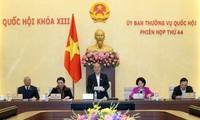 Продолжается работа 44-го заседания ПК Национального собрания СРВ