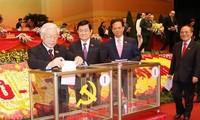 Обнародованы итоги избрания членов ЦК Компартии Вьетнама 12-го созыва