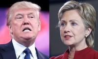 Хиллари Клинтон опережает Дональда Трампа перед первыми дебатами