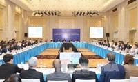 Прошёл 12-й день работы первой конференции должностных лиц АТЭС и сопутствующих совещаний
